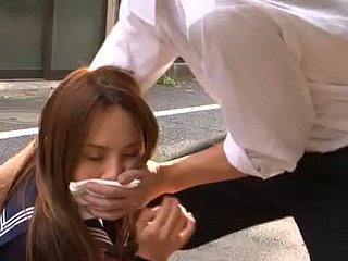Mesmerizing Japanese cowgirl connected with perpetual getting facial cumshot tick uncultured drilled hardcore