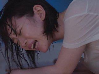 Pithy Bristols Asian in wet tshirt Yura Kano - Japanese homemade porn fro cumshot