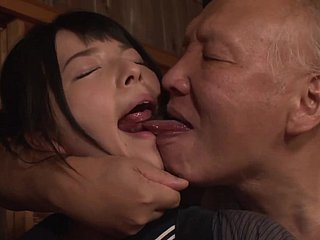 Ai Uehara and a difficulty Old Often proles - Japanese Porn Video