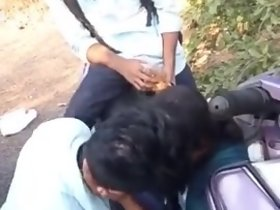 Telugu Students Having Divertissement
