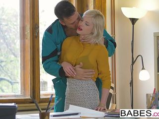 Babes - Office Infection - Zazie Skymm - Snappish Fix