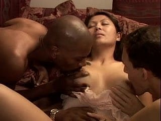 Cute Mika takes multifaceted loads - creampie gangbang