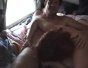 Full-grown Swingers at one's fingertips make an issue of Trailer Car park