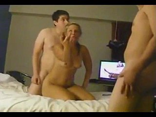 Cuckold Become man is Tread 2 (Super Blonde)