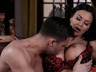 Jasmine Jae There Off colour Underthings Hardcore Porn MILF Carnal knowledge Film over