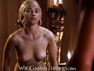 Emilia Clarke Pure Cookie Sex Scenes Daenerys Targaryen Pranks Thrones