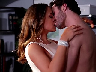Chanel Preston cheats on husband and fucks the brush cashier